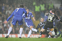 Photo: Marc Atkins.<br /> Chelsea v Macclesfield Town. The FA Cup. 06/01/2007.