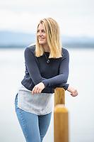 Neilie A senior portrait session  Alton Bay, NH.   ©2020 Karen Bobotas Photographer