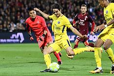 Metz vs Paris SG - 8 September 2017