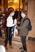 Dakota Blue Richards, KOOZA, CIRQUE DU SOLEIL  Royal Albert Hall Kensington Gore London. 8 January 2012.