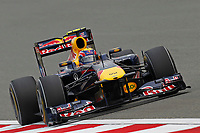 MOTORSPORT - F1 2011 - CHINA GRAND PRIX - SHANGHAI (CHN) - 14 TO 17/04/2011 - PHOTO : FRANCOIS FLAMAND / DPPI - <br /> WEBBER MARK (AUS) - RED BULL RENAULT RB7 - ACTION