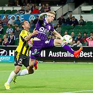 Rnd 7 2015 Perth Glory v Phoenix