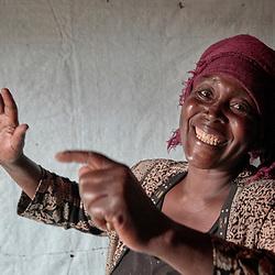Gender-based violence, DRC