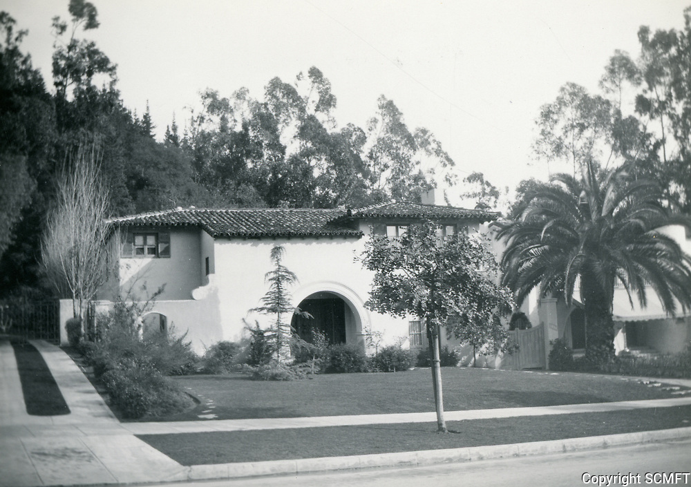 Circa 1930 1836 Outpost Dr. in the Outpost Estates