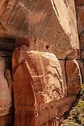 Pedestal Ruin on the Cedar Mesa of Utah