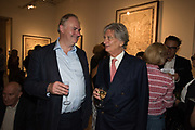 WILLIAM CASH; LORD ANTHONY RUFUS ISAACS, The Gilded Desert ( and Other allegories of The Beau-Monde )' Robillant + Voena , 38 Dover St  London. 4 September 2018