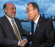 2015 09 21 United Nations Sculpture Garden - European Coalition for Israel Event
