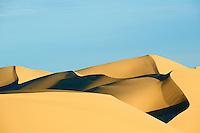 Mongolie, Province d'Omnogov, parc national du Gobi, desert de Gobi, dunes de Khongoryn Els // Mongolia, Omnogov province, National Park of Gobi, Gobi desert, Khongoryn Els dunes