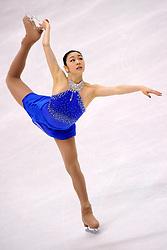 27.03.2010, Torino Palavela, Turin, ITA, ISU World Figure Skating Championships Turin 2010, Ladies free skating final, im Bild Yu-Na Kim (KOR) campionessa olimpica. EXPA Pictures © 2010, PhotoCredit: EXPA/ InsideFoto/ Perottino / SPORTIDA PHOTO AGENCY