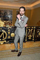 JACK GUINNESS at the Lancôme BAFTA Dinner held at The Cafe Royal, Regent's Street, London on 6th February 2015.