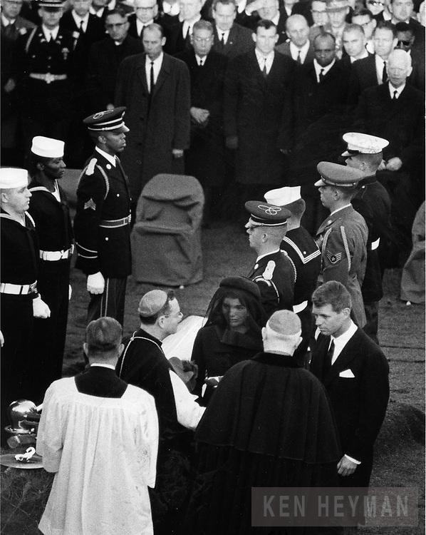 JFK's funeral