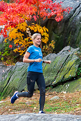 03-11-2018 USA: NYC Marathon We Run 2 Change Diabetes day 2, New York<br /> day before the marathon the usual photo shoot in Central Park / Els