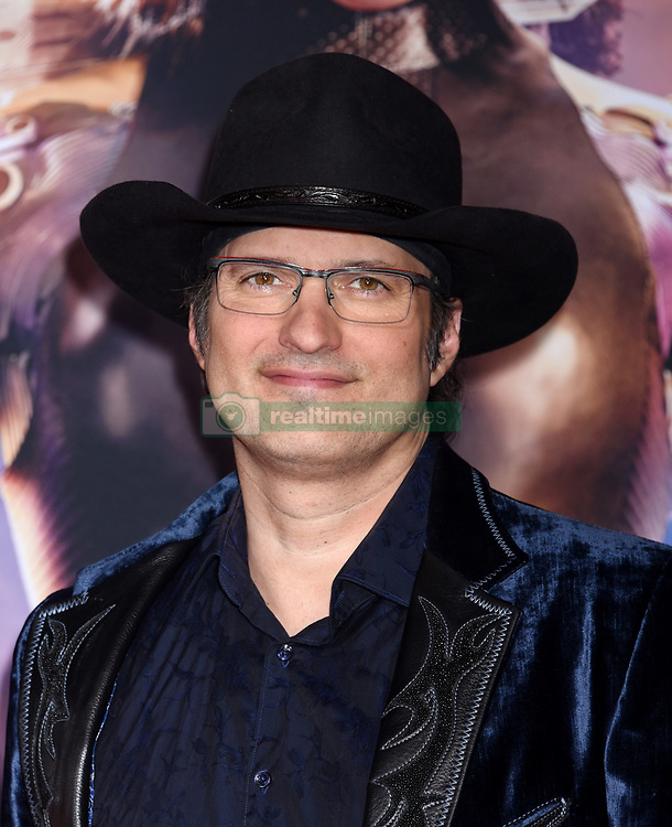 """Celebrities on the red carpet at the premiere of """"Alita: Battle Angel"""" held at the Regency Village Theatre on February 5, 2019 in Westwood, California. 05 Feb 2019 Pictured: Robert Rodriguez. Photo credit: MEGA TheMegaAgency.com +1 888 505 6342"""