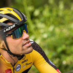 WIJSTER (NED) June 20: <br /> CYCLING <br /> Dutch Nationals Road Men up and around the Col du VAM<br /> Tom Dumoulin