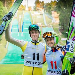 20140607: SLO, Ski jumping - Revija skokov / Summer Cup at Mostec in Ljubljana