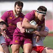 20180324 Rugby, eccellenza : Fiamme Oro v I Medicei