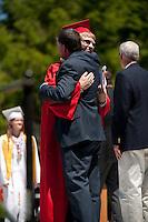 Laconia High School graduation  June 9, 2012
