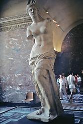 Aphrodite aka Venus de Milo - the Louvre