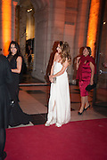 MICHELLE RODRIGUEZ; TONYA MELI, Hollywood Costume gala dinner, V and A. London. 16 October 2012
