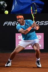 May 16, 2019 - Roma, Italia - Foto Alfredo Falcone - LaPresse.16/05/2019 Roma ( Italia).Sport Tennis.Internazionali BNL d'Italia 2019.Rafael Nadal (esp) vs Nicoloz Basilashmli (geo).Nella foto:Rafael Nadal..Photo Alfredo Falcone - LaPresse.16/05/2019 Roma (Italy).Sport Tennis.Internazionali BNL d'Italia 2019.Rafael Nadal (esp) vs Nicoloz Basilashmli (geo).In the pic:Rafael Nadal (Credit Image: © Alfredo Falcone/Lapresse via ZUMA Press)