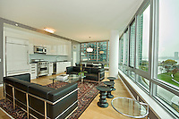 NYC Living Room at 4630 Center Boulevard