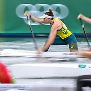 AUS Canoe Sprint @ Tokyo 2020