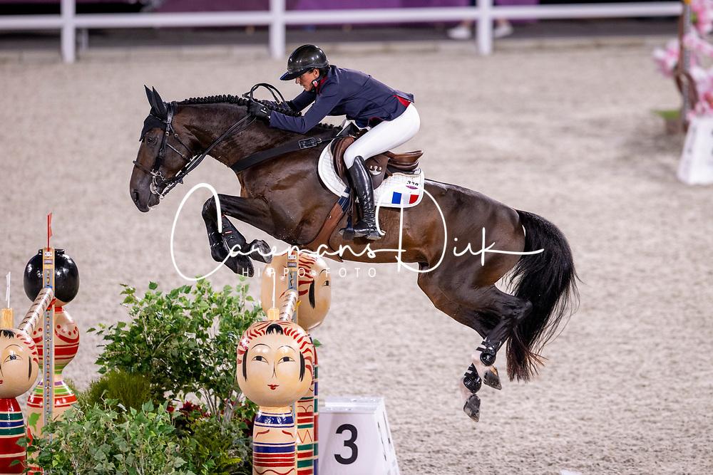 Leprevost Penelope, FRA, Vancouver De Lanlore, 338<br /> Olympic Games Tokyo 2021<br /> © Hippo Foto - Dirk Caremans<br /> 07/08/2021