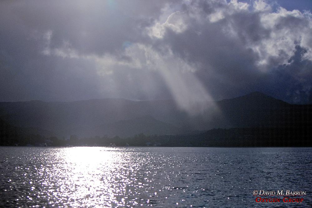 Clounds & Light Scenic