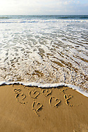 Hearts, Two Mile Hollow Beach, Long Island, Two Mile Hollow Ln, East Hampton, NY