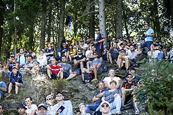 August 30, 2019, Spa-Francorchamps, Belgium: Motorsports: FIA Formula One World Championship 2019, Grand Prix of Belgium, ..Fans  (Credit Image: © Hoch Zwei via ZUMA Wire)