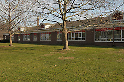 Hanover Elementary School - Kindergarten Addition.James R Anderson Photographer   photog.com 203-281-0717.Andrade Architects, LLC. Enfield Builders, Inc..Photography Date: 14 December 2011.Camera View: Northeast, area at center of School building..Image Number 24