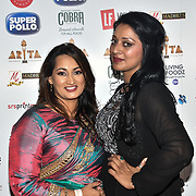 Sarah Ali Choudhury is a Judge for ARTA attend Asian Restaurant & Takeaway Awards | ARTA 2018 at InterContinental London - The O2, London, UK. 30 September 2018.