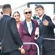 Ellen Degeneres Fashionista attend London Fashion Week, Strand, London, UK. 17 September 2018.