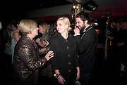 PIXIE GELDOF; JACK GUINNESS; InStyle Best Of British Talent , Shoreditch House, Ebor Street, London, E1 6AW, 26 January 2011
