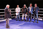 Boxen: Fritz Sdunek Memorial 2021, Zinnowitz, 25.09.2021<br /> Feature, Ulli Wegner, Winne Spiering<br /> © Torsten Helmke