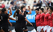 201121 Black Ferns v NZ Barbarians