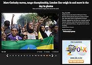 Ethiopia, deaths of Meles Zenawi - The Washington Post.