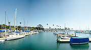 Oceanside Harbor of San Diego County