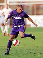 "Christian Vieri (Fiorentina)<br /> Friendly Match <br /> 08 Aug 2007 <br /> Fiorentina-Primavera (5-0)<br /> ""Comunale"" Stadium-San Piero a Sieve-Italy<br /> Photographer Luca Pagliaricci INSIDE"