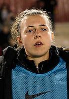 Fifa Womans World Cup Canada 2015 - Preview //  Friendly Match -<br /> Spain vs New Zealand 0-0  ( Municipal Stadium - La Roda , Spain ) <br /> Meikayla Moore of New Zealand