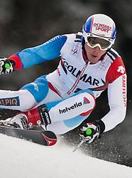 19.12.2010, Gran Risa, Alta Badia, ITA, FIS World Cup Ski Alpin, Men, Giant Slalom, im Bild Carlo Janka (SUI, #2). EXPA Pictures © 2010, PhotoCredit: EXPA/ J. Groder