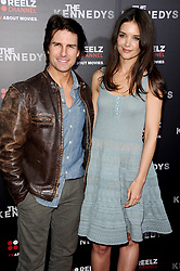 "Hollywood A-listers Tom Cruise and Katie Holmes are divorcing, bringing an end to a five-year marriage. The office of celebrity divorce lawyer Jonathan Wolfe confirmed the divorce on June 29, 2012.. ""This is a personal and private matter,"" he said in a statement. They have a six-year-old daughter, Suri, and Cruise, 49, has two children from his marriage to Nicole Kidman. Cruise married Holmes, 33, his third wife, in an Italian castle in November 2006. File photo : Tom Cruise and Katie Holmes arriving at The ReelzChannel world premiere of 'The Kennedys' at AMPAS Samuel Goldwyn Theater in Beverly Hills, Los Angeles, CA, USA on March 28, 2011. Photo by Lionel Hahn/ABACAPRESS.COM  