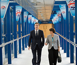 Conservative Party Conference, ICC, Birmingham, Great Britain <br /> Day 2<br /> 9th October 2012 <br /> <br /> David Cameron MP <br /> Prime minister <br /> <br /> <br /> Photograph by Elliott Franks<br /> <br /> <br /> Tel 07802 537 220 <br /> elliott@elliottfranks.com<br /> <br /> ©2012 Elliott Franks<br /> Agency space rates apply