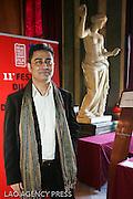 """Le réalisateur Afghan Barmak Akram, """"L'enfant de Kaboul"""", film en compétition long métrage."""