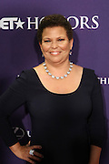 January 12, 2013- Washington, D.C- Deb Lee, President, BET Newtworks attends the 2013 BET Honors Red Carpet held at the Warner Theater on January 12, 2013 in Washington, DC. BET Honors is a night celebrating distinguished African Americans performing at exceptional levels in the areas of music, literature, entertainment, media service and education. (Terrence Jennings)