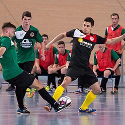 ADELAIDE, AUSTRALIA - SEPTEMBER 22:  during the Series Futsal Australia Group B match between South Brisbane FC and Kenmore Futsal on September 22, 2017 in Adelaide, Australia. (Photo by South Brisbane FC / Patrick Kearney)