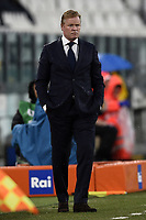 Ronald Koeman  <br /> Torino 04-06-2018 Allianz Stadium <br /> Football Friendly Match Italy - Netherlands <br /> Calcio Amichevole Italia - Olanda <br /> Foto Daniele Buffa / Image Sport / Insidefoto