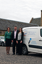 Youth Employment Minister Angela Constance visited Edinburgh company Juniper Play which supplies equipment for children's playgrounds to hear about its graduate recruitment on the day labour market statistics are published. The Minister met Kelly Kirkhope, a recent graduate from Stirling University who has a year's placement with Juniper Play under the ScotGrad scheme, and Juniper Play managaing director Paul Hoenigmann. Ger Harley   StockPix.EU