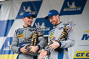 August 17-19 2018: IMSA Weathertech Michelin GT Challenge at VIR. 14 3GT Racing, Lexus RCF GT3, Dominik Baumann, Kyle Marcelli