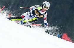 LIZEROUX Julien of France during the Audi FIS Alpine Ski World Cup Men's Slalom 58th Vitranc Cup 2019 on March 10, 2019 in Podkoren, Kranjska Gora, Slovenia. Photo by Matic Ritonja / Sportida